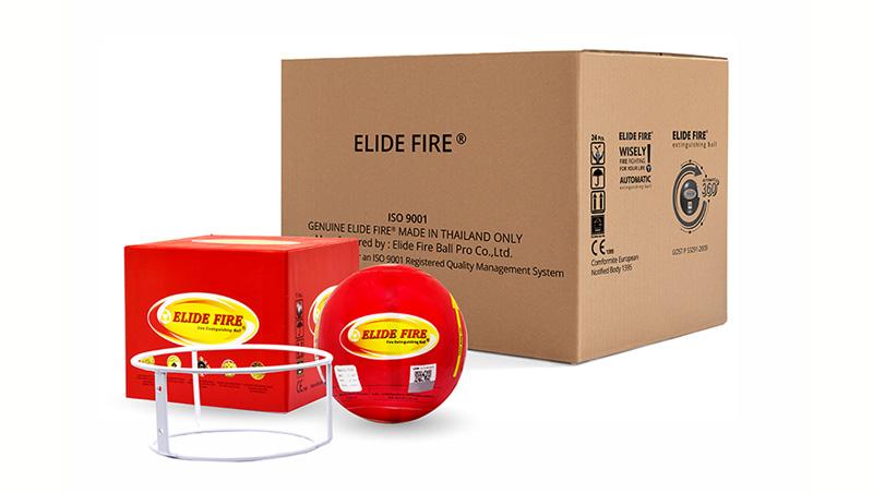 Elide Fire Ball ® South Africa