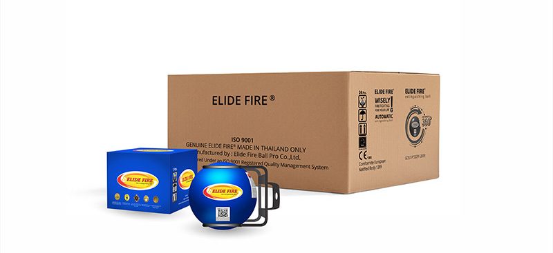 Elide Fire Ball ® South Africa